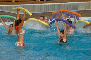 Gym Aquatique Où/et Natation Adulte.